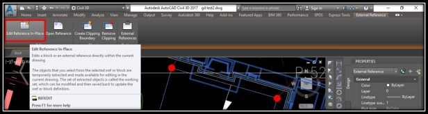 Open or Edit In-place? How to edit our Referenced drawing? AutoCAD Guides