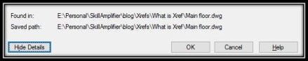 Using Xref first step! How to attach Xref? AutoCAD Guides
