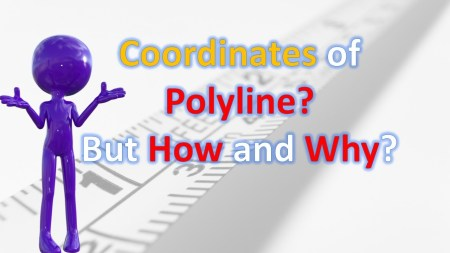 Coordinates of a Polyline in AutoCAD? But How and Why? AutoCAD Tips