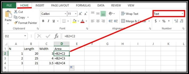 Excel formulas are not working (8 Common Mistakes and Solutions) Microsoft Excel