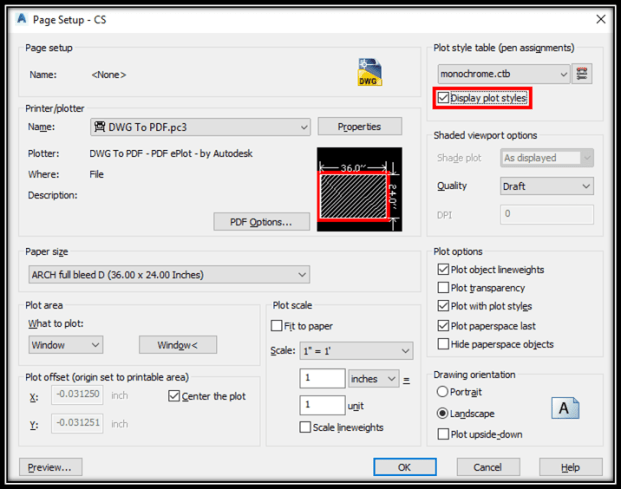 Layout Tab Displays no Colors (One Click Solution!) AutoCAD Tips