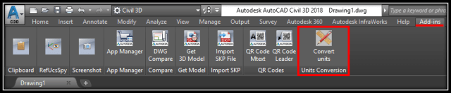 Convert Units directly in AutoCAD! (Fastest Unit Conversion tool!) AutoCAD Tips
