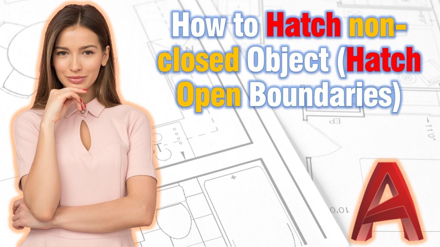 Hatchopen boundaries