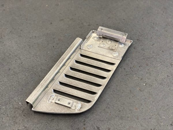 Louvered Aluminum Inspection Covers