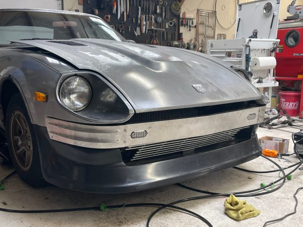 280ZX Front End - Installed