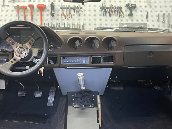 280ZX Dash Center Panel and Lower Panel