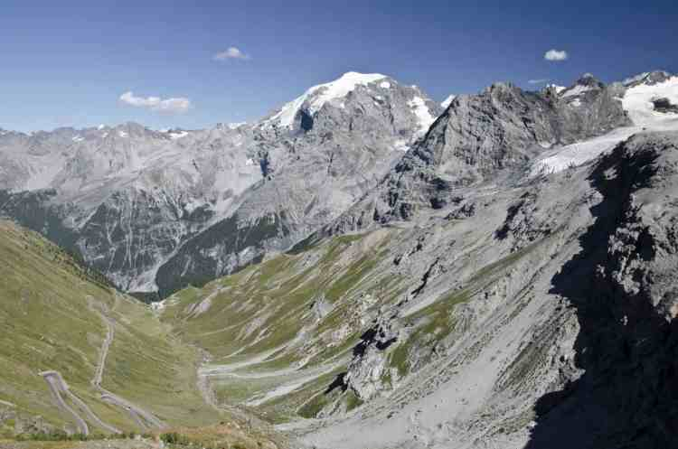 Passo Stelvio, Mountains, Pass
