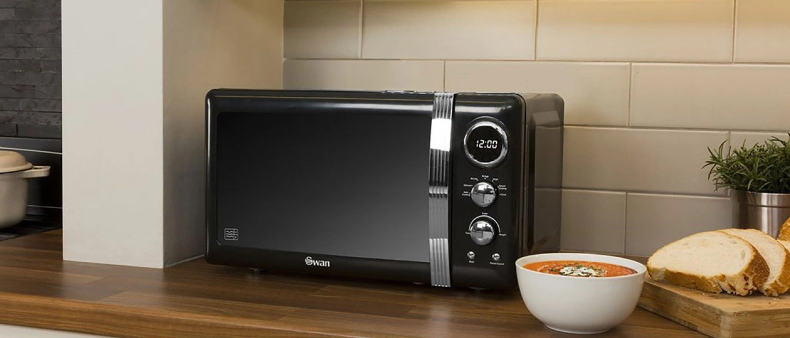 best retro microwaves review for 2021