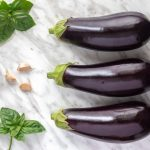 Eggplants Mix