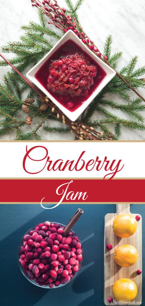 Cranberry Jam Pinterest