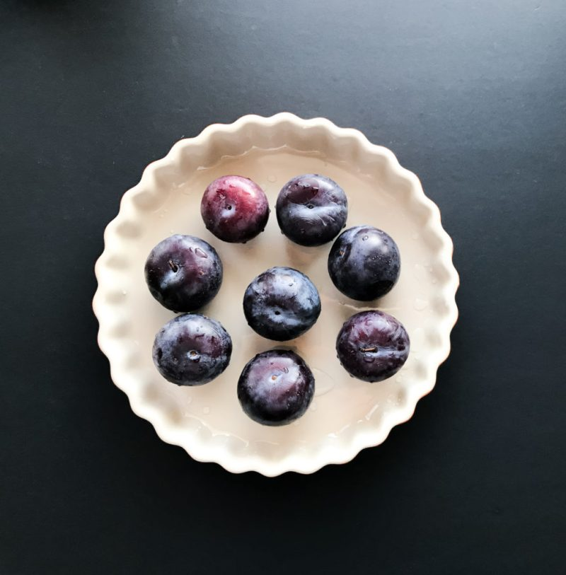 Plums for a Pie