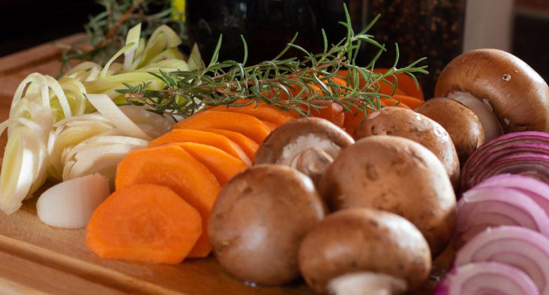 Ingredients for Lamb Shanks