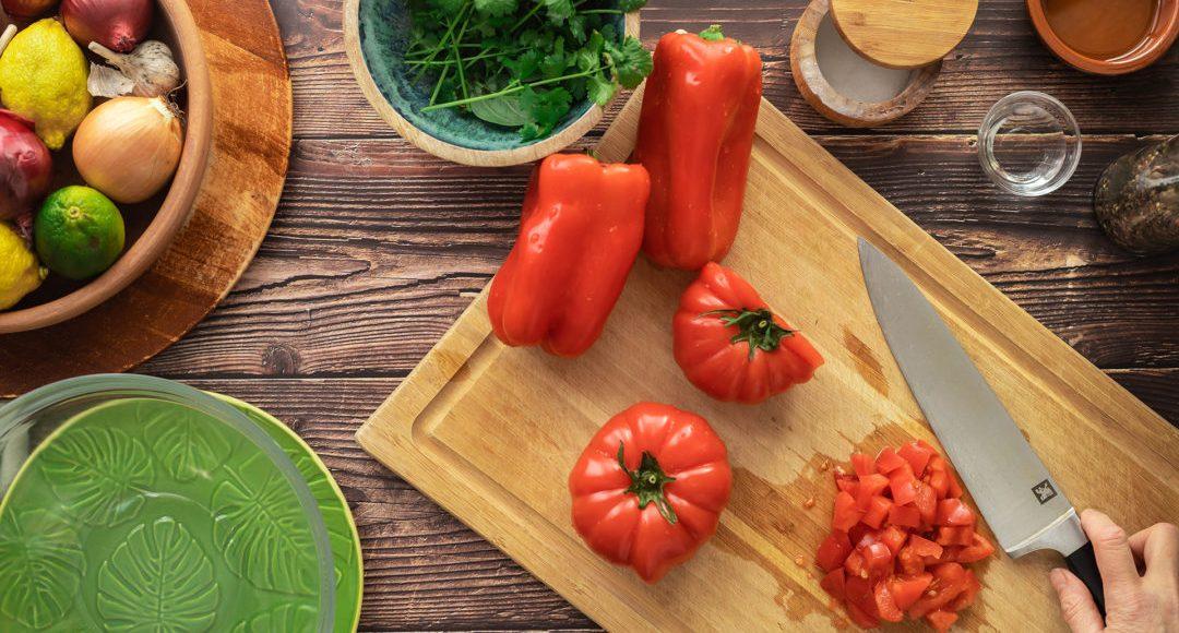 Easy Salsa Ingredients