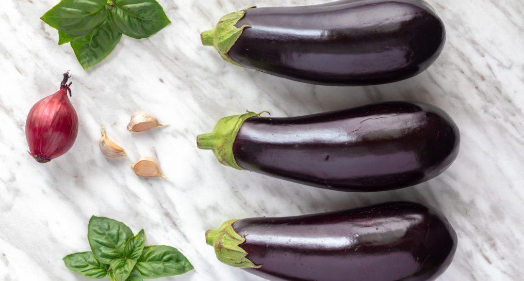 Eggplant Polpette