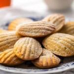 Madeleines Cookies