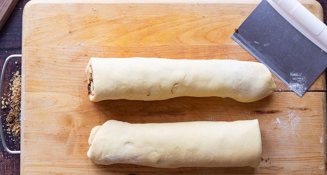 How to make Mashed Potato Raisin Buns