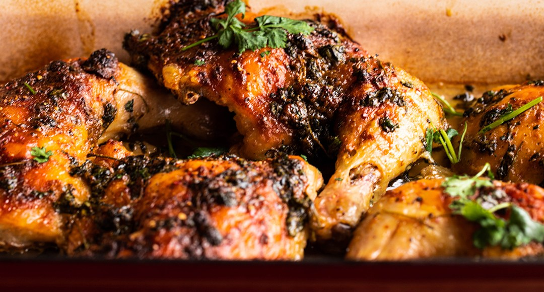 Maple and Balsamic Chicken