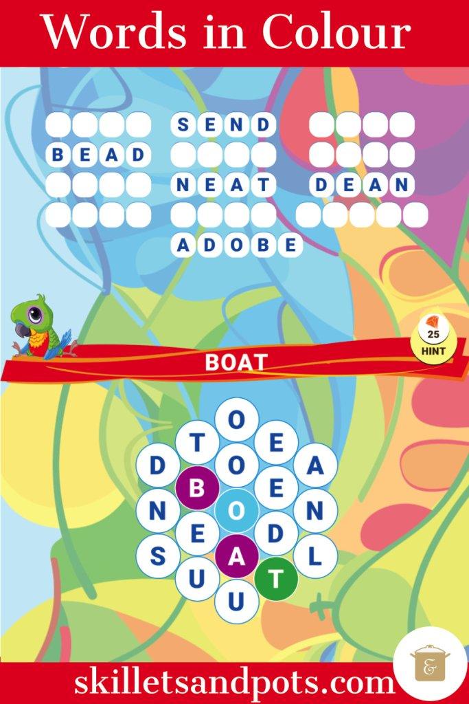 Best Word Game