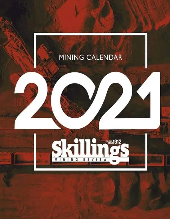 Skillings Mining Calendar