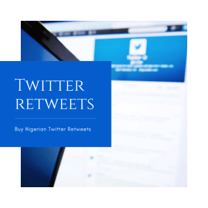 Buy Nigerian Retweets