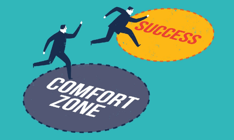 Step Out Your Comfort Zone to Boost Your Career Skillroads.com ...