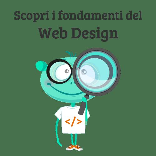 Scopri HTML e CSS, i fondamenti del Web Design
