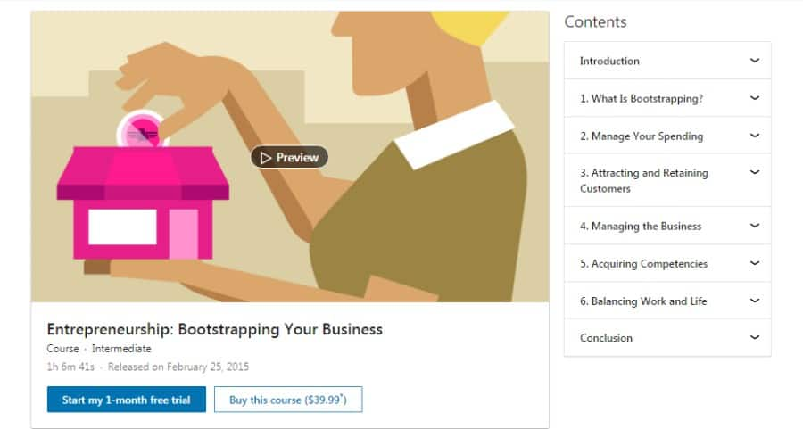 Entrepreneurship: Bootstrapping Your Business