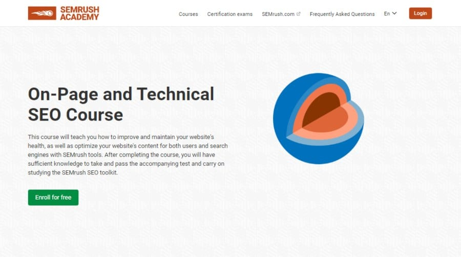 On-Page and Technical SEO Course