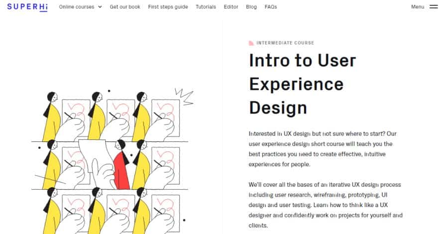 Intro to User Experience Design
