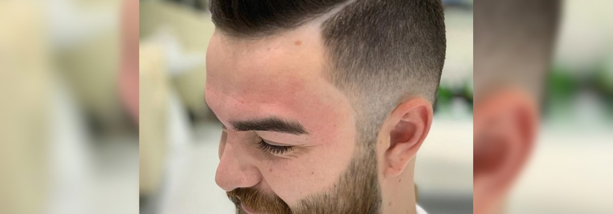 Proper Fade Haircut and Finishing