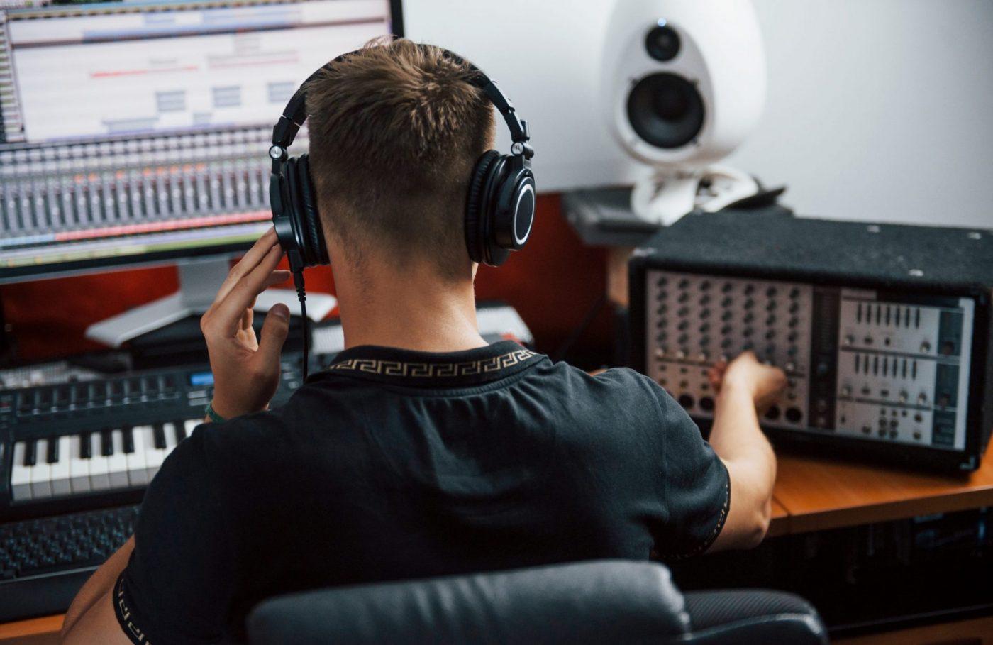 Muziek mixen Blog SkillsUni