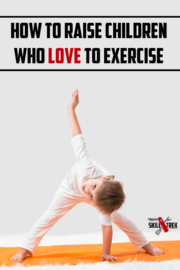 Do you want to raise children who love exercise? Following these tips can help instill a love for athletics in your child, which will lead them on to a lifelong healthy lifestyle.