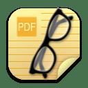 skim, pdf viewer - http://skim-app.sourceforge.net/index.html