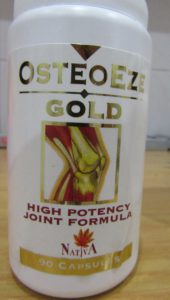 Near miraculous results using OsteoEze Gold