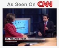 Dr. Mejia As Seen on CNN