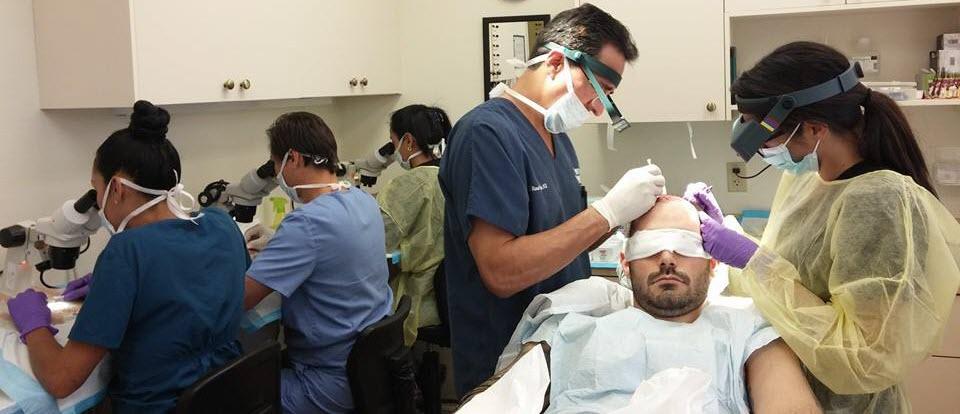 Hair Transplant Surgeon Jupiter FL