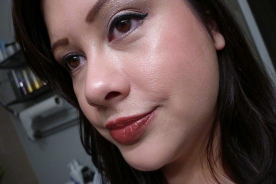 "Shiseido Lacquer Rouge Liquid Lipstick in ""Savage"""