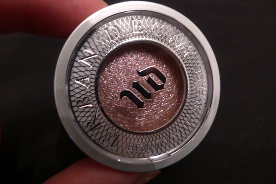 May Ipsy Glam Bag 2013 - Urband Decay Moondust Eyeshadow in Glitter Rock