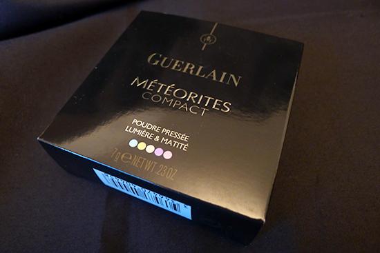 Guerlain Météorites Illuminating & Mattifying Compact Powder Teint Beige 02