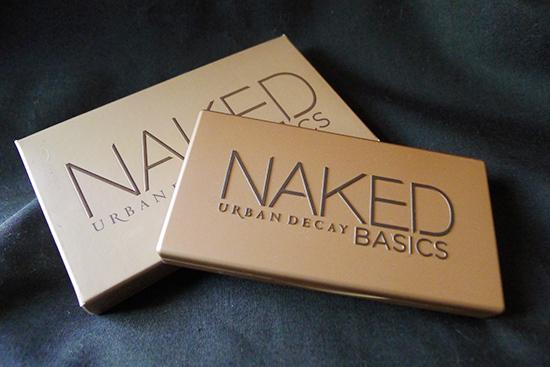 Urband Decay Naked Basics Palette
