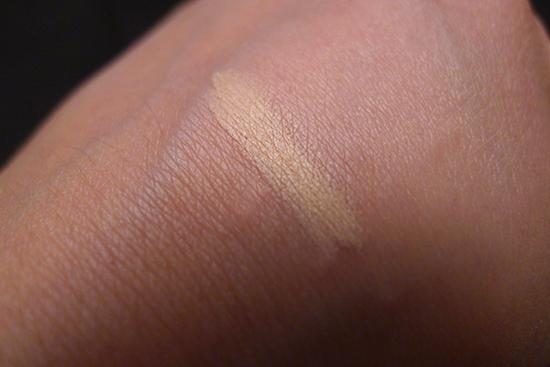 June 2013 Ipsy Glam Bag - Chella Highlighter Pencil in Ivory Lace Swatch
