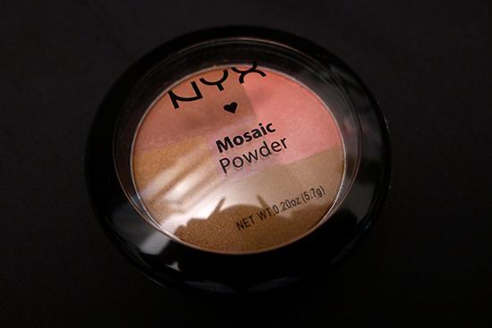 June 2013 Ipsy Glam Bag - NYX Mosaic Powder in Dare