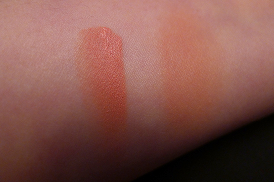 Le Blush Créme de Chanel in Révélation Swatch