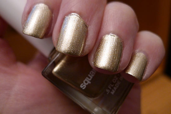 July 2013 SquareHue - Honor Swatched