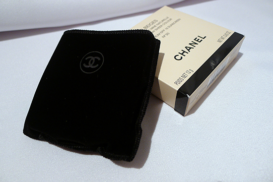 Chanel Les Beiges Healthy Glow Sheer Powder SPF 15/ PA ++