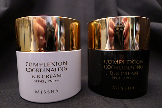 Missha Complexion Coordinating BB Cream