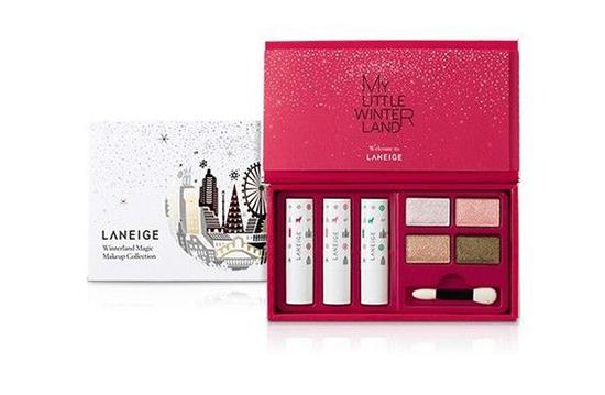 Laneige Winterland Magic Makeup Collection