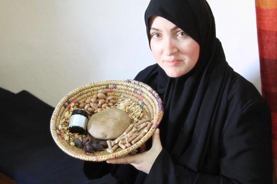 Tammie Umbel, Creator of Shea Terra Organics