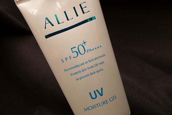 Kanebo Allie EX UV Protector Gel (Mineral Moist) N SPF50/PA++++