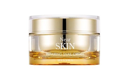 Missha Near Skin Repairing Snail Cream